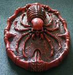 spider skull skeleton arachnid ribcage tarantula