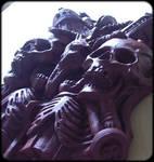 goth gothic victorian Grunge gloomy noir skulls