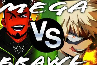 Mega Brawl Cartoonz vs Bakugo by Frisk863
