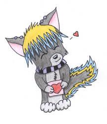 For My Secret Valentine by shadowwolfox