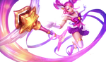 [League of Legends] Star Guardian Lux (Render)