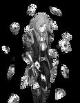 [League of Legends] Ace of Spades Ezreal (Render)