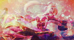 [League of Legends] Sona (Wallpaper)