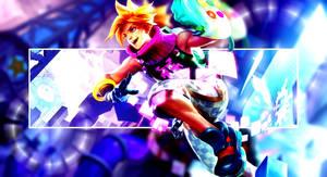 [League of Legends] Arcade Ezreal (Wallpaper)