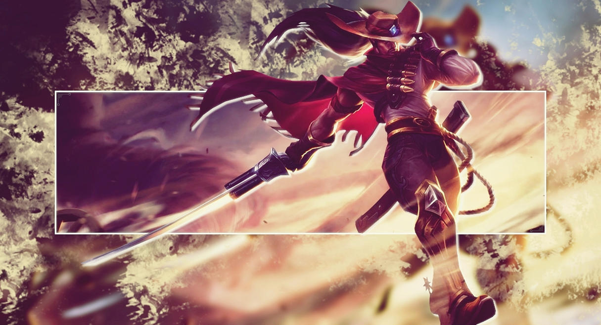 league of legends high noon yasuo wallpaper by