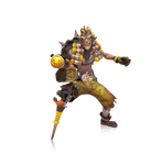 [Overwatch] Junkrat (Render)
