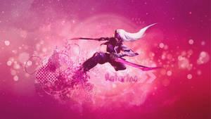 [League of Legends] PROJECT: KATARINA (Wallpaper)