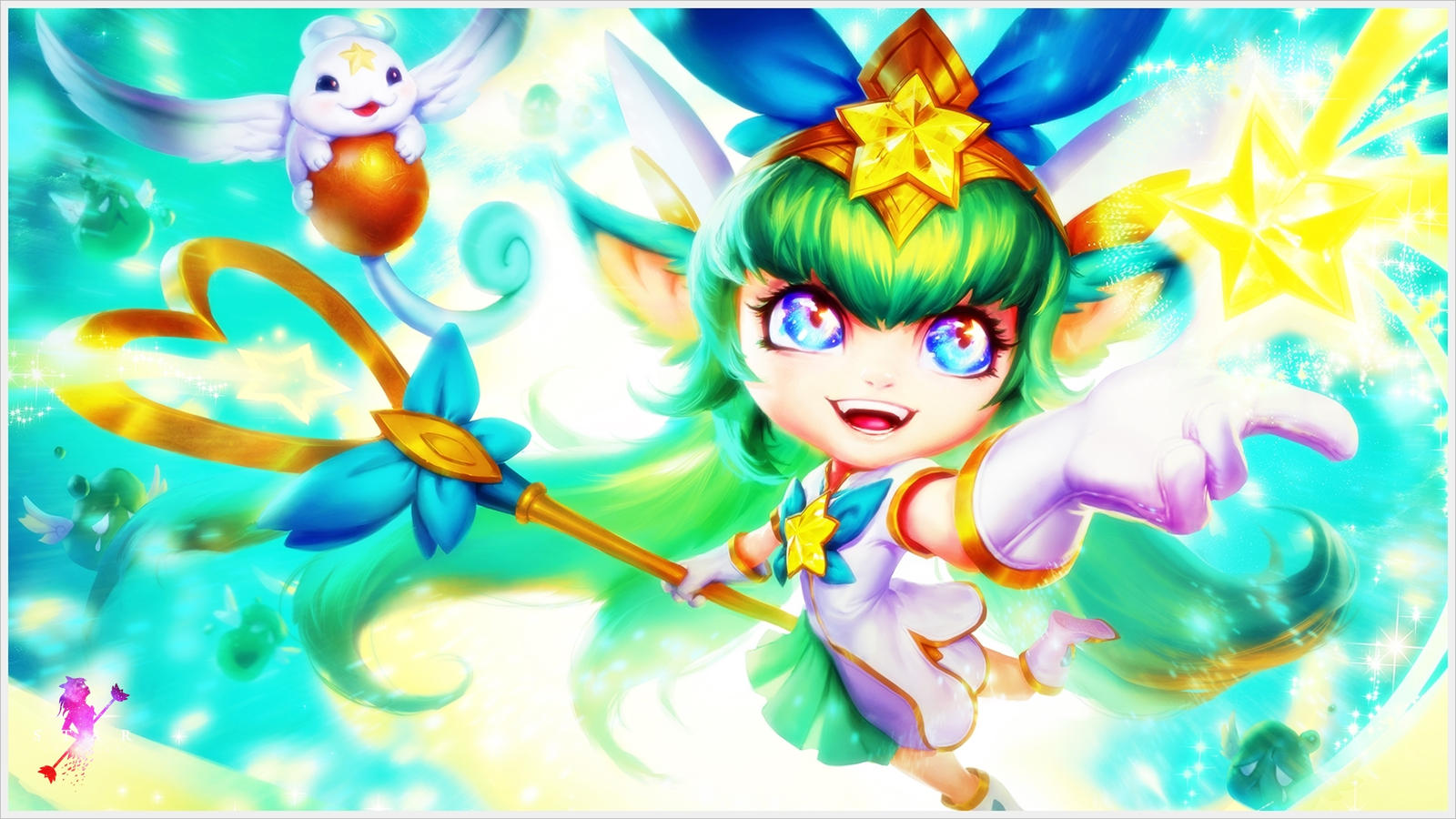 Photo Collection Lulu Wallpaper By Eztch