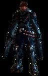 [Overwatch] Blackwatch Reyes - Reaper (Render)