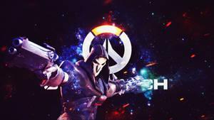 [Overwatch] Reaper (Wallpaper)