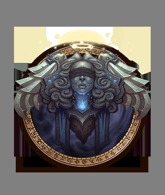 World Crest Ring Emblem