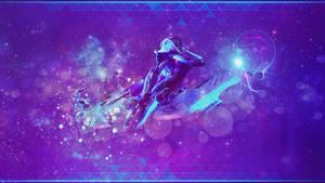 [League of Legends] PROJECT: ASHE (Wallpaper)