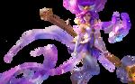 [LoL] Star Guardian Janna (Render)
