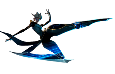 [League of Legends] Camille (Render)