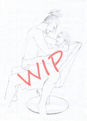 McHanzo WIP -I Love You- by PopokuPinguPop90