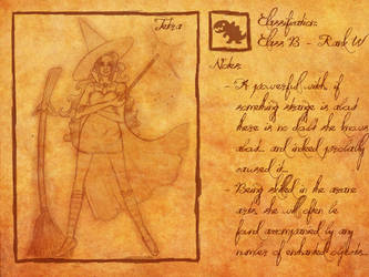 EDN Bestiary - Tetra by theamishpiscodemon