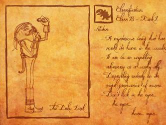 EDN Bestiary - The Deku Lord by theamishpiscodemon