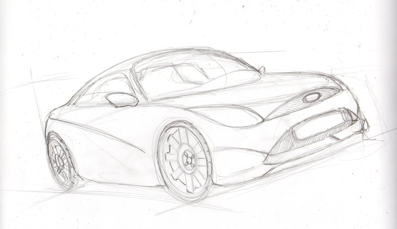 ford puma sketch 2011 by fcd94 on deviantart