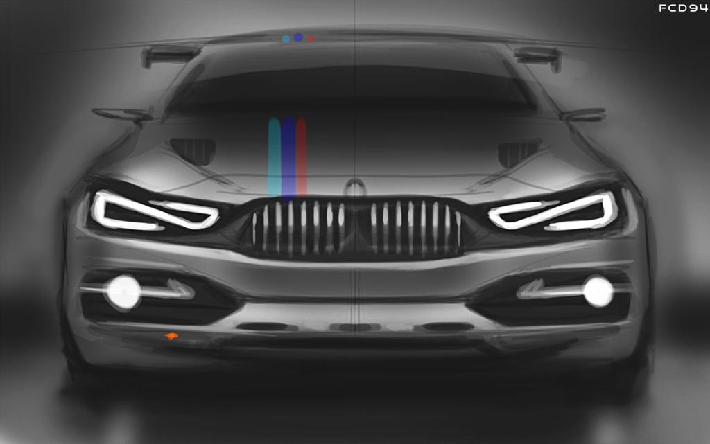 BMW idea by FCD94