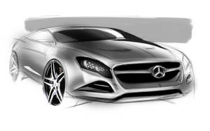 Mercedes Benz edit by FCD94