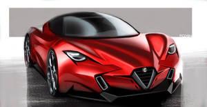 Alfa Romeo Concept by FCD94