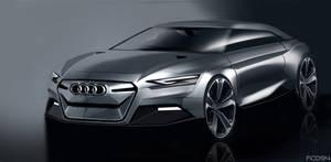 Audi quattro Concept by FCD94