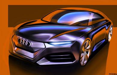 Audi Concept design by FCD94