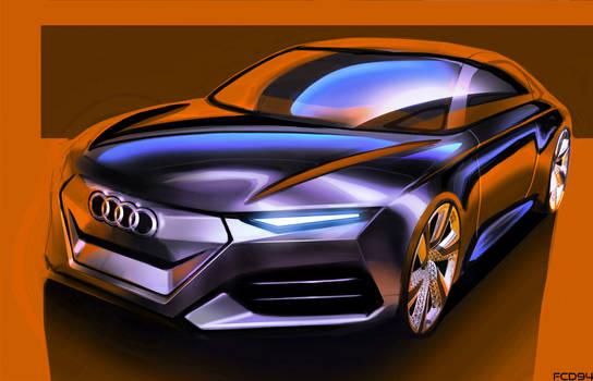 Audi Concept design