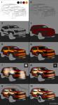 Tutorial car design by FCD94