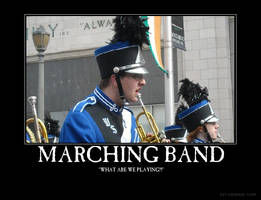 Marching Band by eresa10