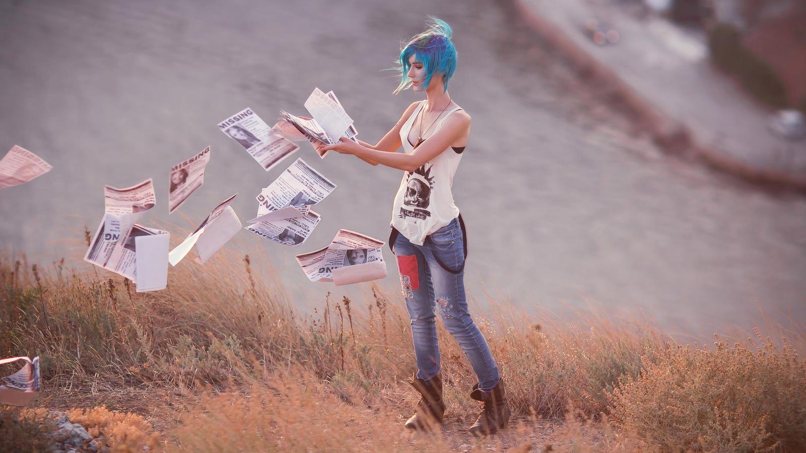 Life is Strange : Chloe Price by LanaTemirova