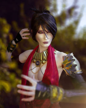 Dragon Age Origins - Morrigan