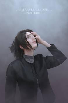 Shingeki no kyojin - Hanji Zoe