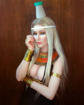 Nephthys from ENNEAD