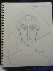 Judge Claude Frollo by Futs-Lung-09