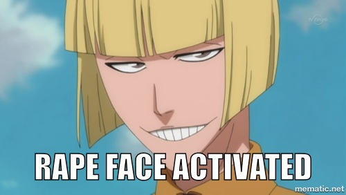 rape face meme anime - photo #2
