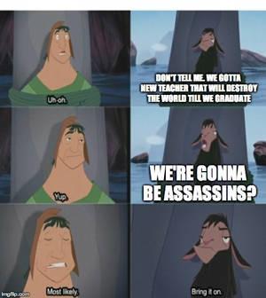 Assassination Classroom In a Nutshell
