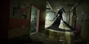 Hospital by desmondWOOT