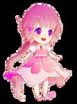 Floral Chibi: Daisy