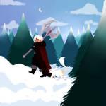 [ELDARYA] Promenade en neige