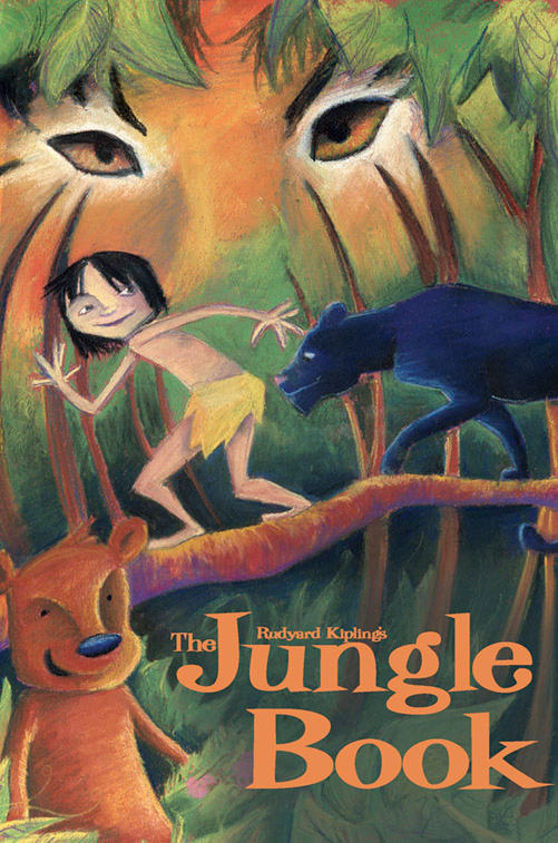 The Jungle Book by anneisanartist