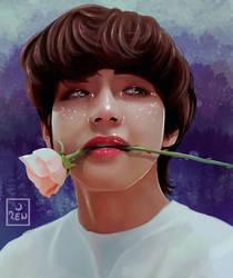 Taehyung  by ChronaZero