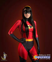 Violet Parr Cosplay by maxioce