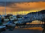 Shilshole Marina by MacroMagnificent