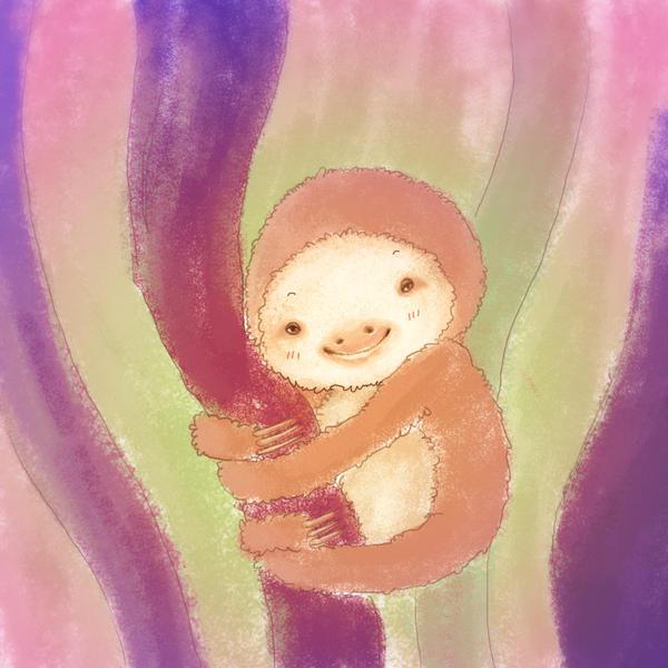 Sloth by Nagi-kun