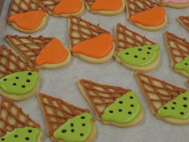 ice cream cookies by ahowa