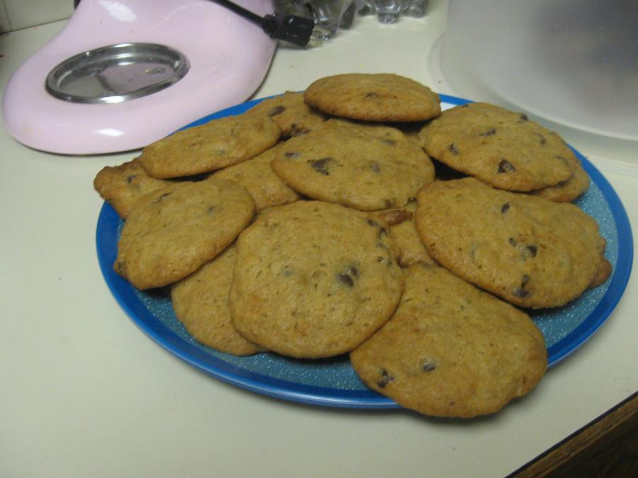 Banana Cookies by ahowa