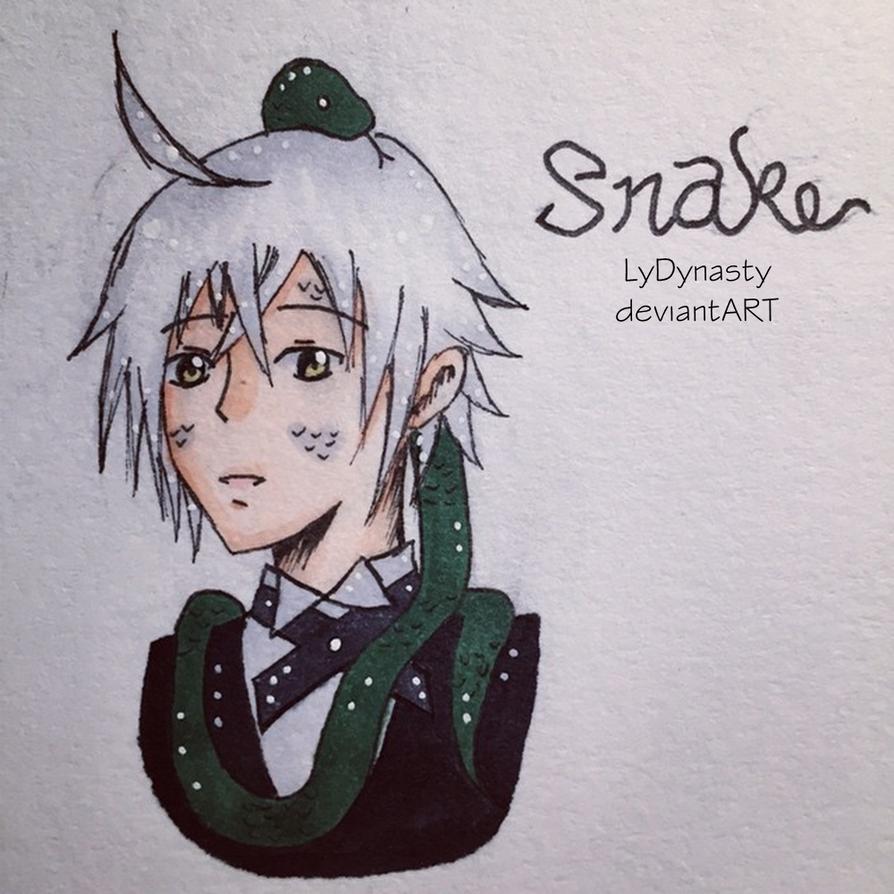 Kuroshitsuji: Snake by LyDynasty