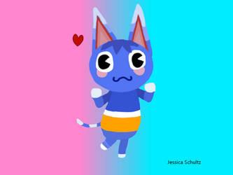 Animal Crossing - Rosie