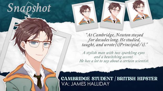 Snapshot: Cambridge Student Character Sheet